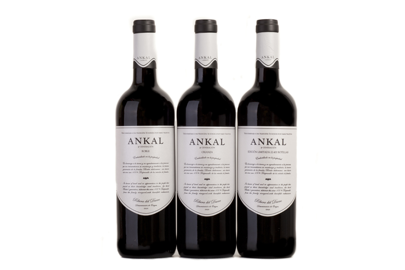 Ankal 3 botellas